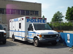 NYPD Ford E-Series