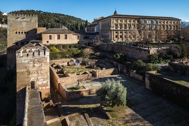 Court of Machuca, Alhambra