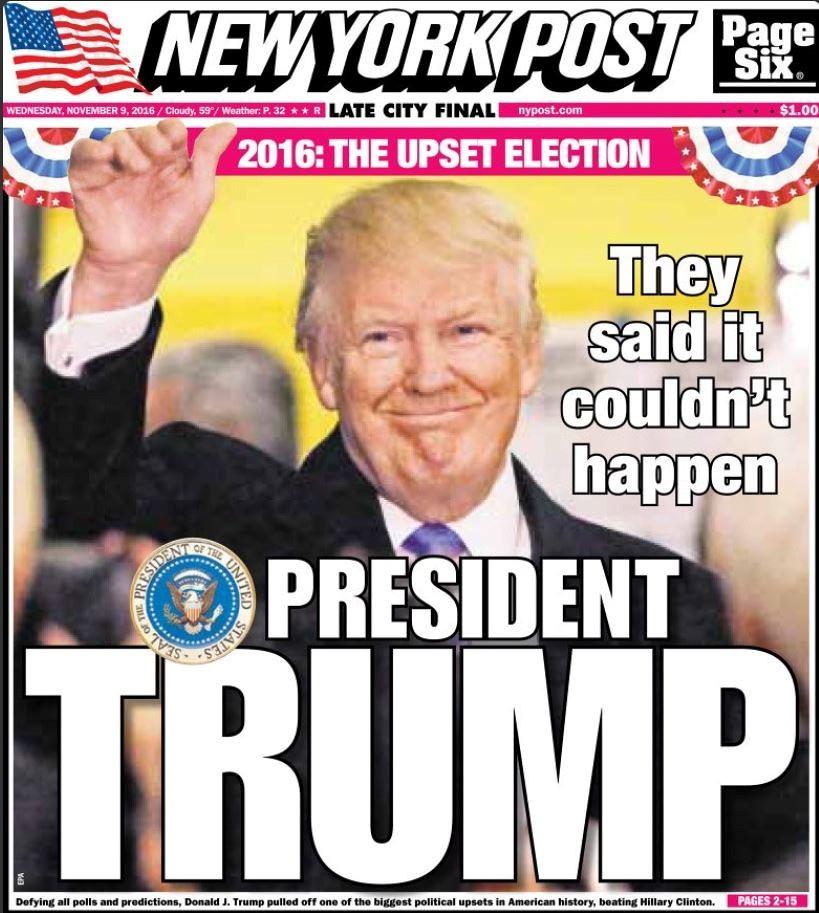 President Trump 12017