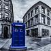 Buchanan Street Police Box by ianmiddleton1