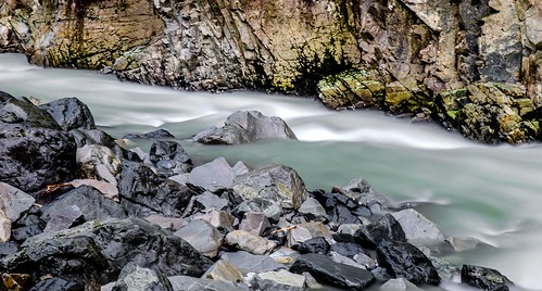 mountainloophighway landscape river cliff stillaguamishriver longexposure slowshutterspeed