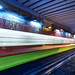 Speed - Copilco metro station, Mexico City by Maria_Globetrotter