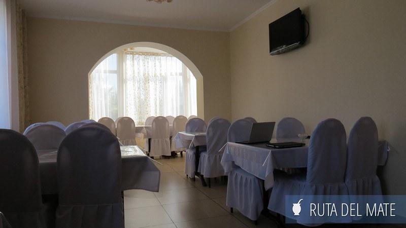 Hotel Altamira Karakol Kirguistán (4)