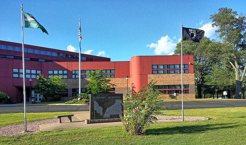 Burnett County Courthouse- Siren WI (1)