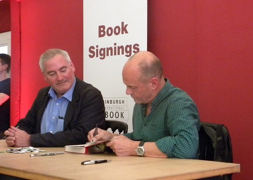 Chris Riddell and Paul Stewart