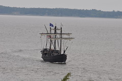 September 2010 Replica Ship