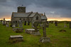 St. Materiana Kirche Tintagel Cornwall by lbbad