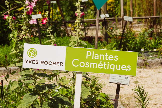 Yves Rocher Bloggerreise, La Gacilly
