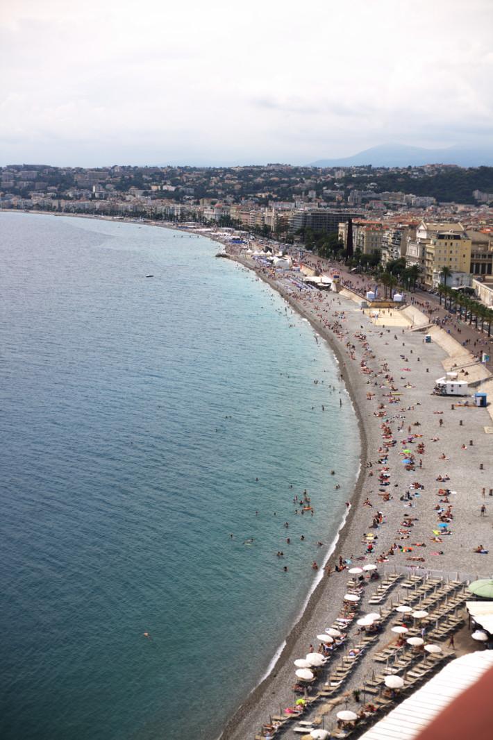 Baie des Anges in Nice