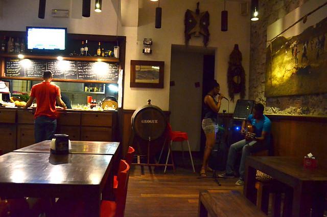 Café Mindelo, Mindelo, São Vicente