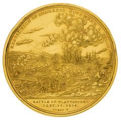 Macomb medal reverse