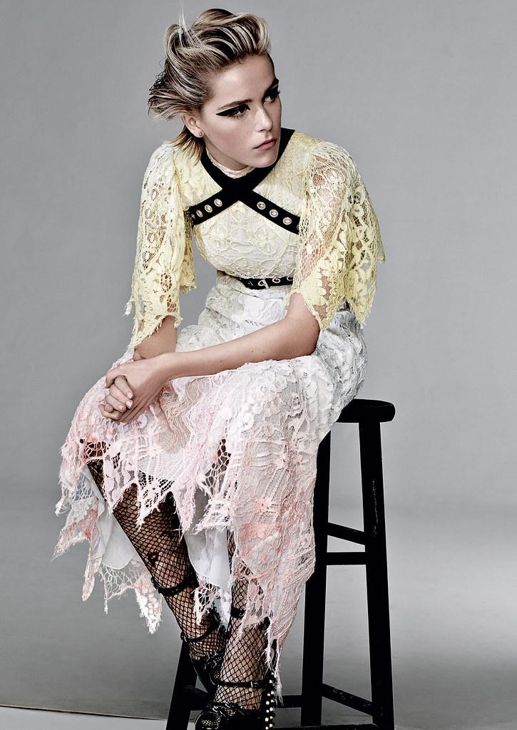 Кирнан Шипка — Фотосессия для «Teen Vogue» 2015 – 1