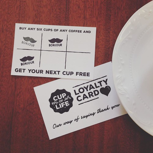 I am gonna need a new #loyaltycard soon ???? #coffeeaddiction @cupoflife_coffeeshop                        GO GRAB YOUR CUPPA Cafe • Coffee Shop • Bakery Langverwacht Street, Kuilsrivier ? Coffee lovers! ?? OPEN: TUE-FRI 7:00-3:00 SAT 8:00-1:00 SU
