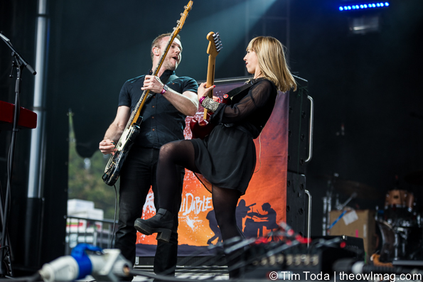 The Joy Formidable @ Landmark Music Festival-5