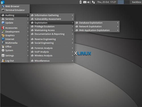 BackBox Linux - Penetration Testing LiveCD