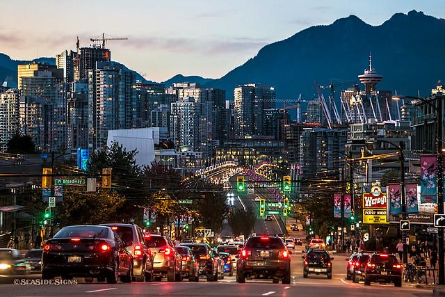 Cruisin' Cambie ~ Vancouver, BC