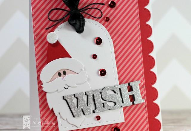 Amy - Make a Santa2