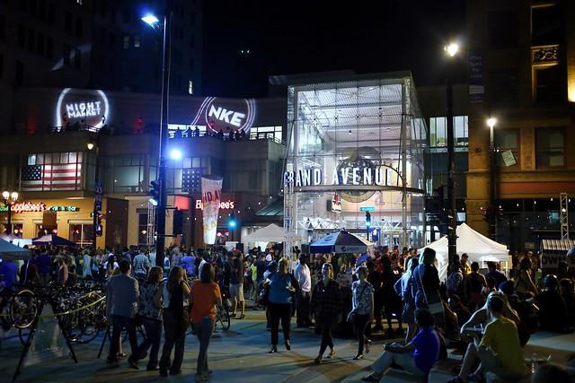 NEWaukee Night Market