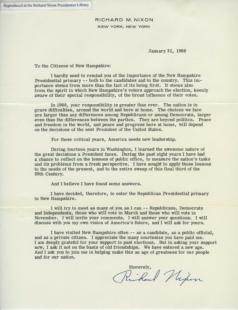 Nixon Resignation Letter Images - letter writing format in english