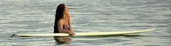 Yamba surfer girl