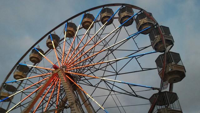 floriade farris wheel