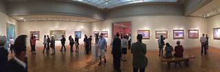 Chicago - Art Institute of Chicago Monet room
