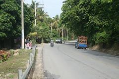 03 - Streets in Samana / Straße in Samana