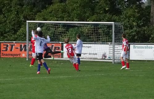 JSG Brachstedt/ Oppin D II 2:4 TSV Leuna 1919 D
