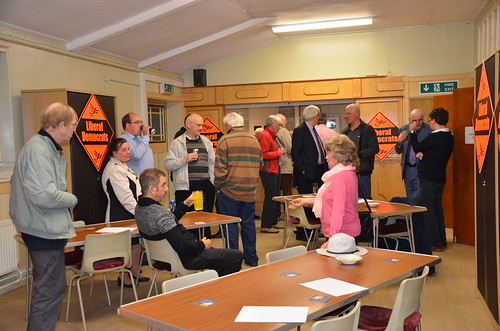 Pizza and Politics Gateshead Lib Dems Oct 15 (8)