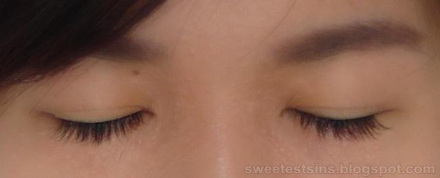 bejeweled eyelash extension
