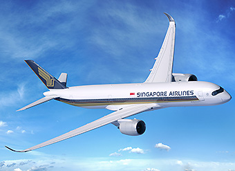 Singapore Airlines A350-900ULR (Airbus)