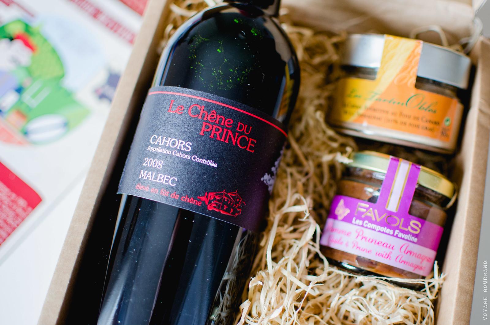 Coffret Mets Vins - Terroir