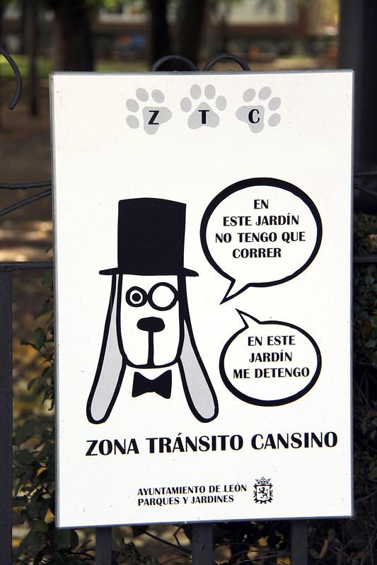 ZONA DE TRÁNSITO CANSINO