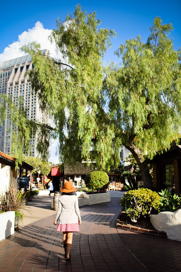 Seaport Village (25 Free Things to Do in San Diego).