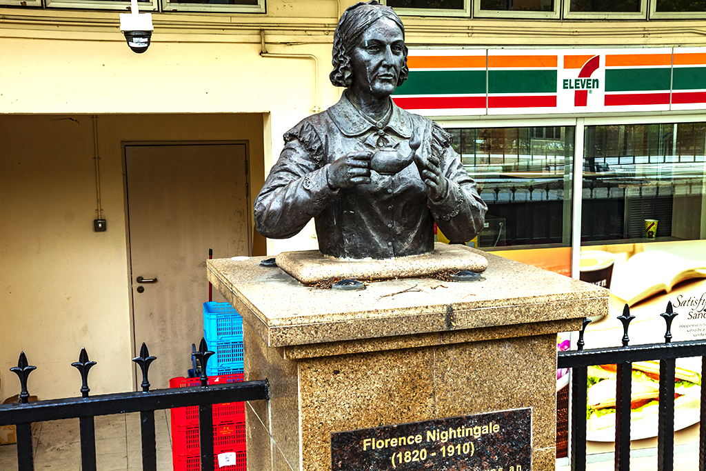 Florence Nightingale--Singapore
