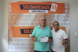 Pré-candidato a vereador em São Paulo, 'Tio Pizza' filia-se ao Solidariedade