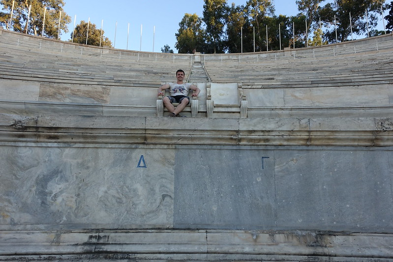 Visiting the Acropolis, 14 September 2015 202