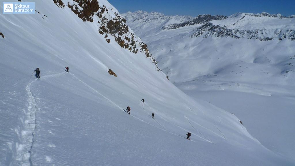 Schalfkogel E (Langtalereck H.) Ötztaler Alpen / Alpi Venoste Österreich foto 04