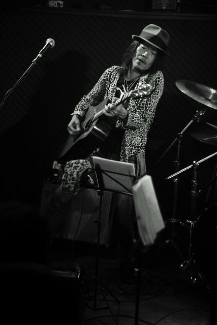 JAMES BAND live at Walkin', Tokyo, 01 Nov 2015. 137