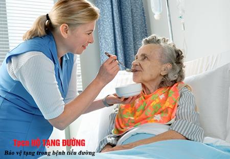 Chăm sóc người bệnh tiểu đường giai đoạn cuối