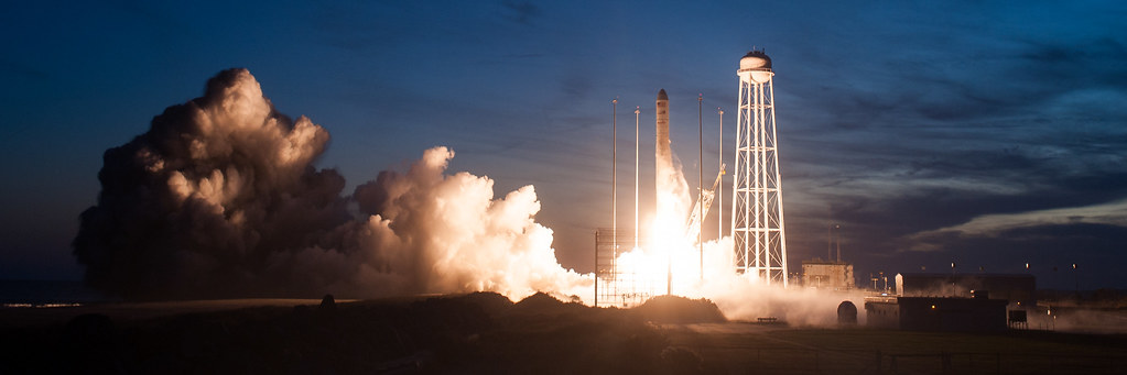 Orbital ATK Antares Launch (201410280015HQ)