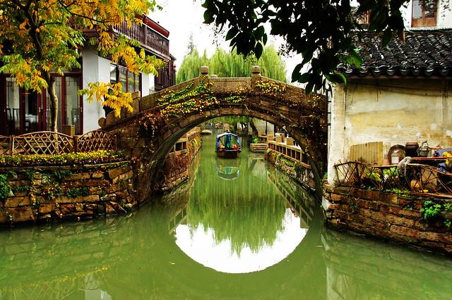 The Venice of Shanghai