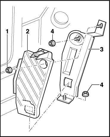 75237 - Instalacja modułu pamięci ustawień fotela kierowcy i lusterek - 14
