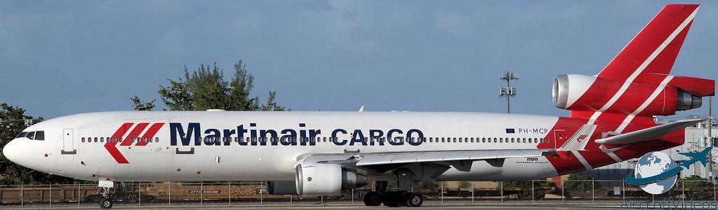 Martinair Holland MD-11CF [PH-MCP] | aircraftvideos | Flickr