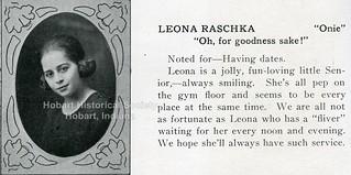 2015-11-9. Raschka, Leona 1922