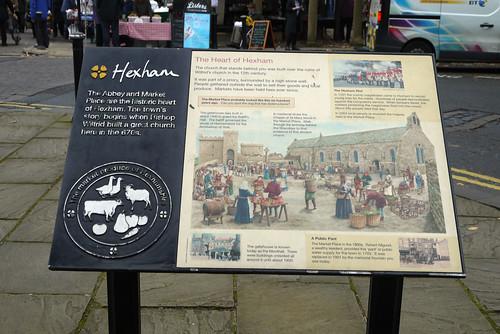 The Heart of Hexham