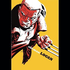 Old Man Logan by Michael Cho. #Wolverine #comics