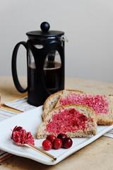 Homemade Cranberry Butter
