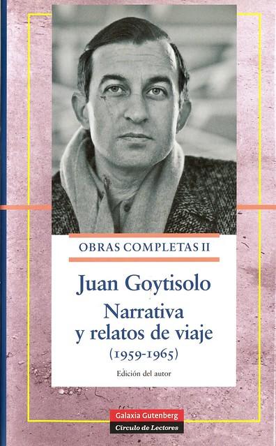 NARRATIVA Y RELATOS DE VIAJE (1959-1965)