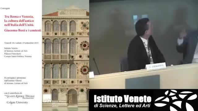 ROMA ARCHEOLOGICA & RESTAURO ARCHITETTURA: Video di Il Foro Romano, Prof. Giacomo Boni & Il presidente americano Woodrow Wilson in Roma (04|01|1919), di Istituto Veneto di Scienze, Lettere ed Arti (18-19|10|2015). VIDEO [02:58].